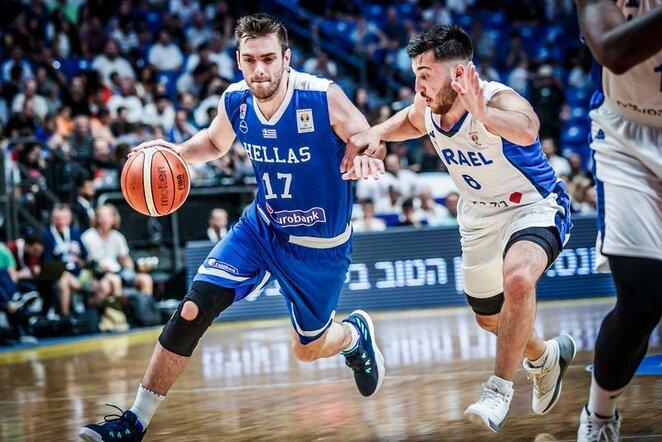 Evangelos Mantzaris | FIBA nuotr.