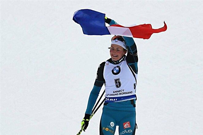 Moterų 12,5 km bendro starto lenktynės | Scanpix nuotr.