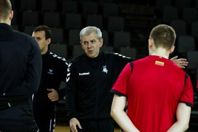 Jevgenijus Ryvkinas | LFF nuotr.