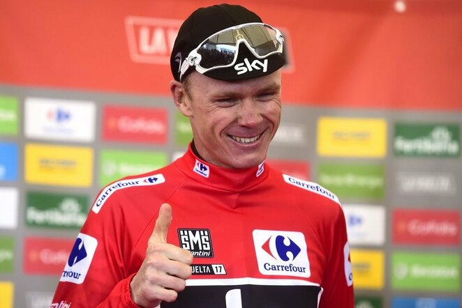 Christopheris Froome'as | Scanpix nuotr.