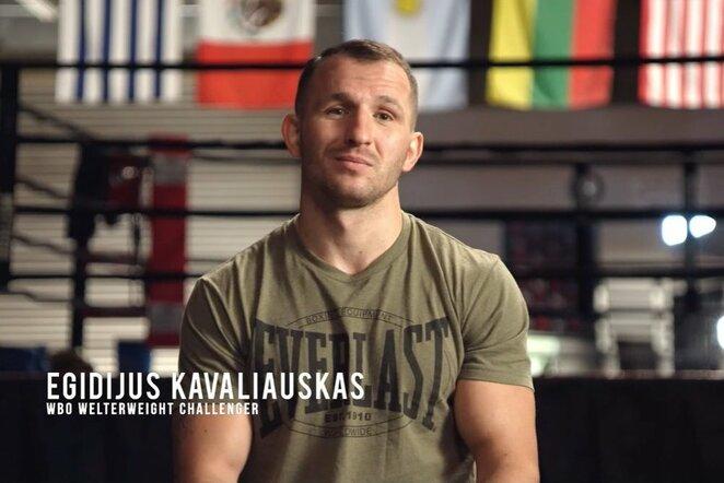 Egidijus Kavaliauskas | Youtube.com nuotr.