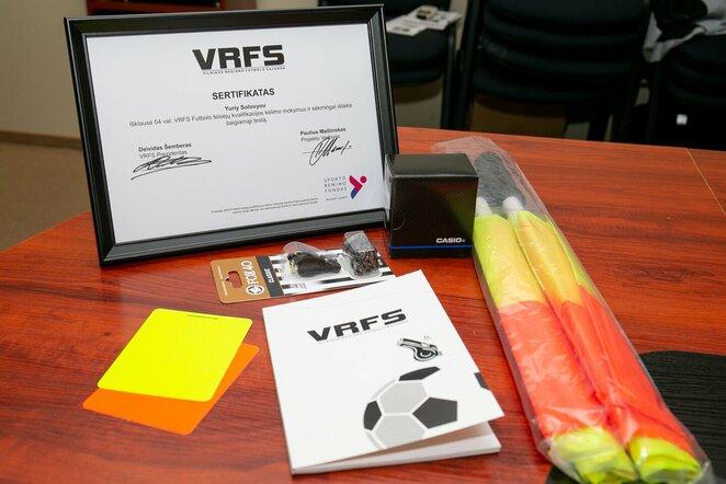 VRFS teisėjų seminaras VRFS nuotrauka