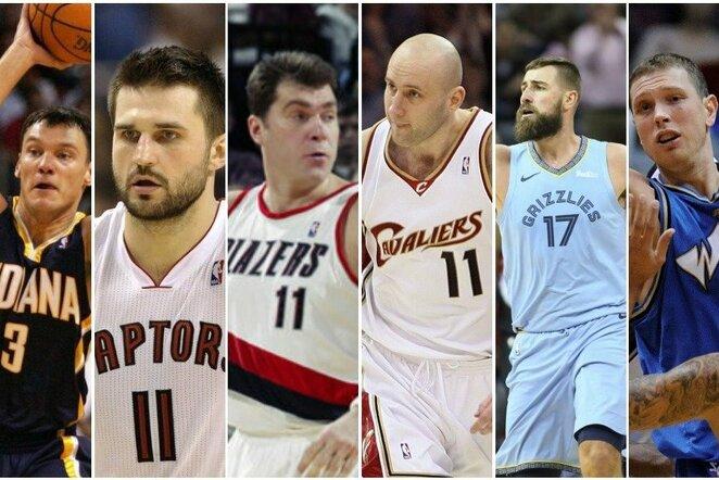 NBA lietuviai | Scanpix nuotr.