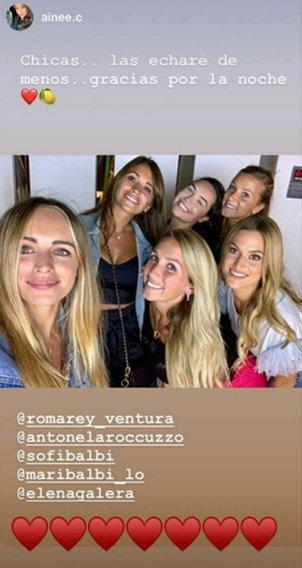 Aine Coutinho   Instagram.com nuotr