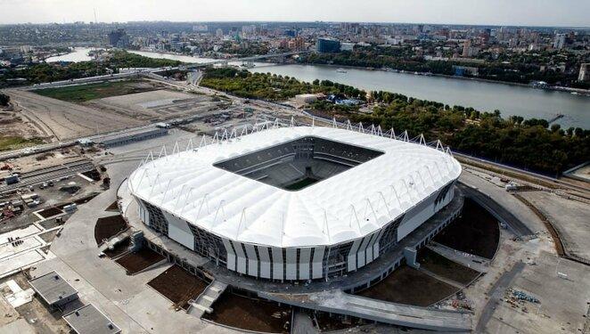 Rostovo arena   Organizatorių nuotr.