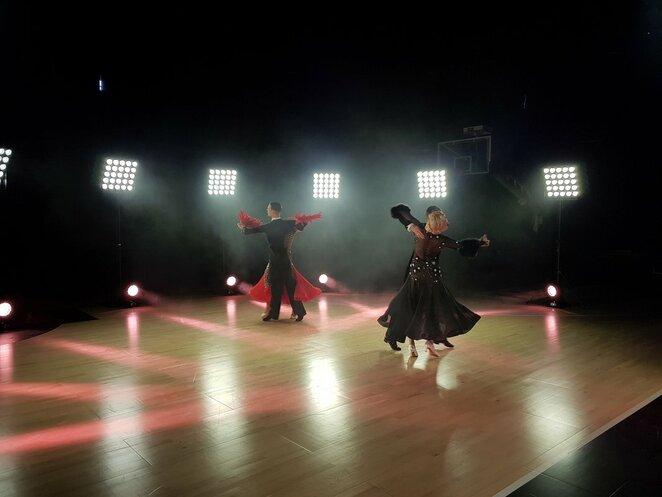 Standartiniai šokiai | Organizatorių nuotr.
