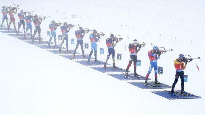 Pasaulio biatlono taurės etapas | Scanpix nuotr.
