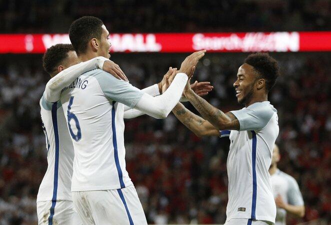 Anglijos futbolo rinktinė | Scanpix nuotr.