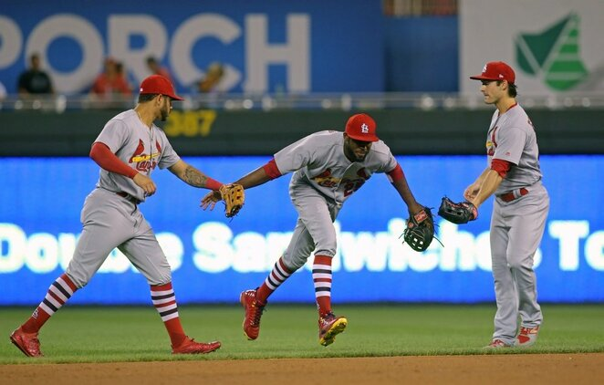 "Sent Luiso ""Cardinals"" | Scanpix nuotr."