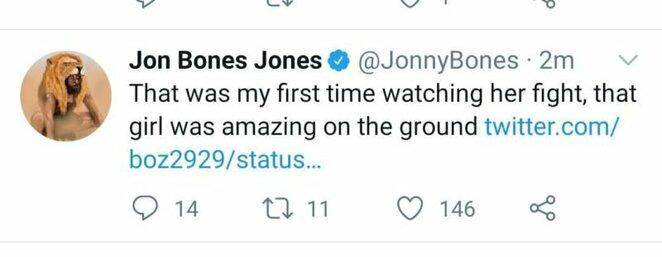"Jono Joneso komentarai   ""Twitter"" nuotr."