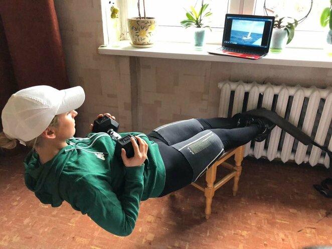 Viktorija Andrulytė   asmeninio archyvo nuotr.
