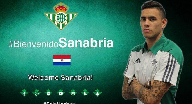 "Antonio Sanabria | ""Twitter"" nuotr."