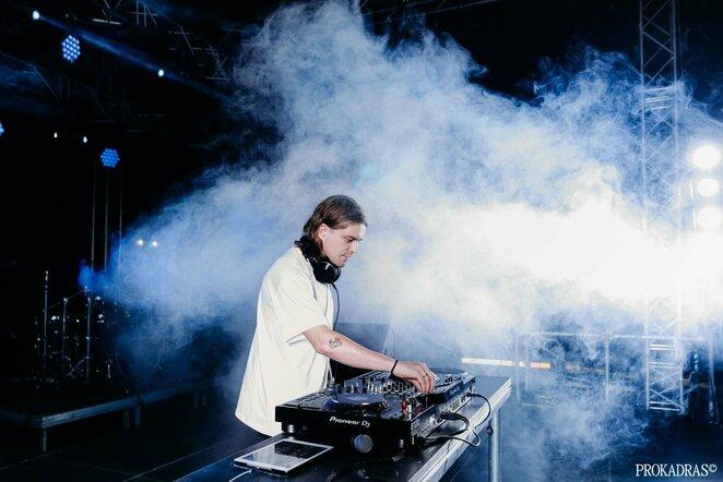 DJ Jovani   Organizatorių nuotr.