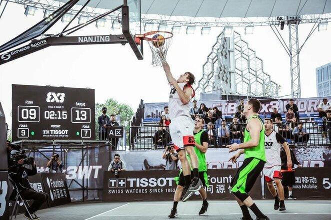 Marijus Užupis | FIBA nuotr.