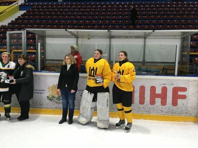 Emilija Simonsen | hockey.lt nuotr.