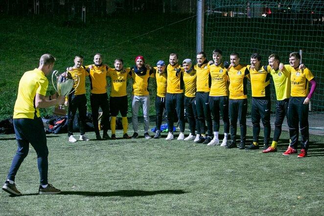 El Dorado komanda | Sauliaus Čirbos nuotr.