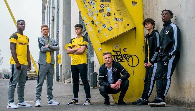 """Dortmundo """"Borussia""""   Organizatorių nuotr."""