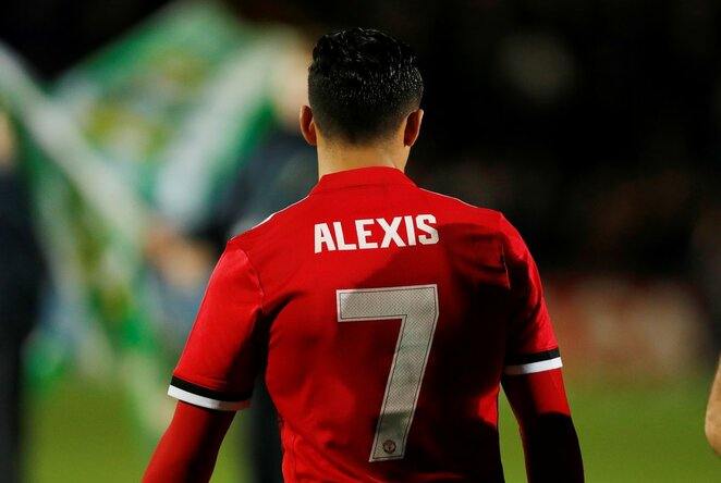 Alexis Sanchezas | Scanpix nuotr.