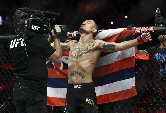 Maxas Holloway | Scanpix nuotr.