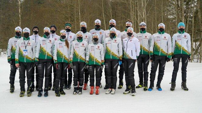 Pasaulio orientavimosi sporto slidėmis čempionatas   Donato Lazausko nuotr.