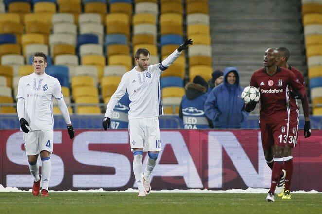 Andrejus Yarmolenko   Scanpix nuotr.