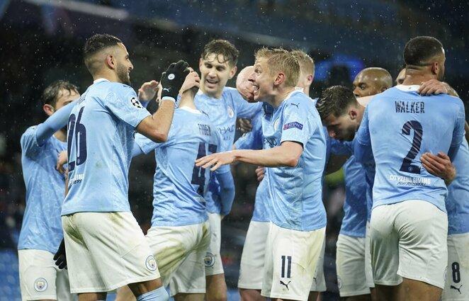 """Manchester City"" | Scanpix nuotr."
