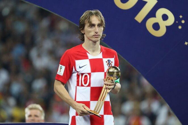 Luka Modričius | Scanpix nuotr.