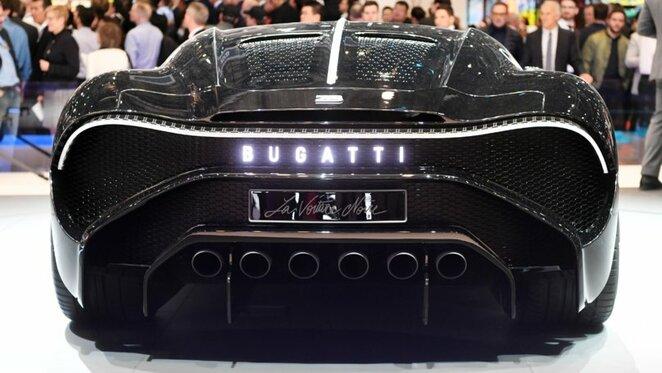 Bugatti La Voiture Noire   Organizatorių nuotr.