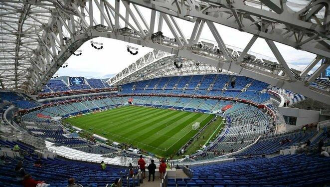 """""""Fišt """" stadionas   Organizatorių nuotr."""