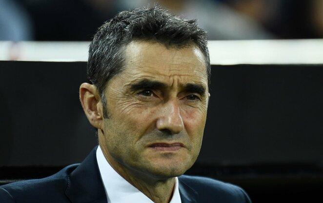 Ernesto Valverde   Scanpix nuotr.