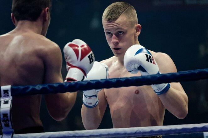 Lukas Banevičius | Sportas.lt/Tito Pacausko nuotr.