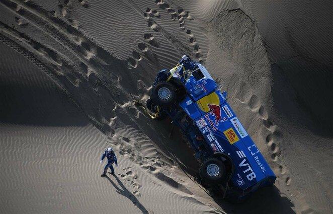 Dakaro ralis: penktasis etapas   Scanpix nuotr.