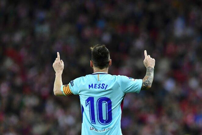 Lionel Messi   Scanpix nuotr.