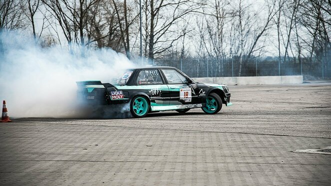 Driftas (RozGer Fotografija nuotr.) | Organizatorių nuotr.