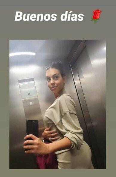 Georgina Rodriguez | Instagram.com nuotr