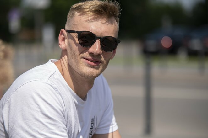 Giedrius Titenis l Manto Stankevičiaus nuotr.