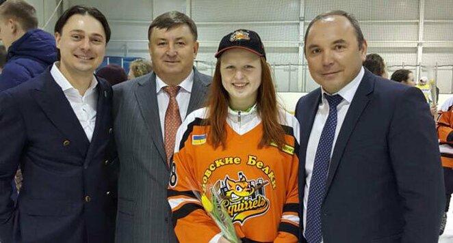 Anastasija Šeršniova | hockey.lt nuotr.