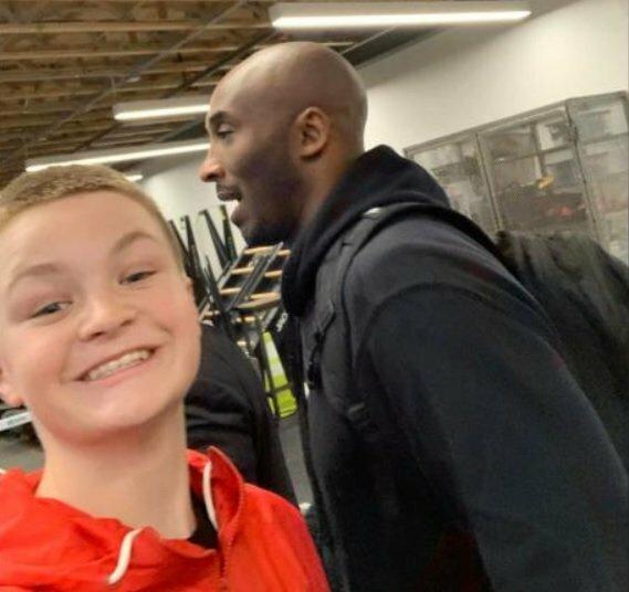"Kobe Bryantas | ""Facebook"" nuotr."