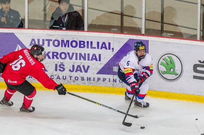 Domas Janušonis | hockey.lt nuotr.