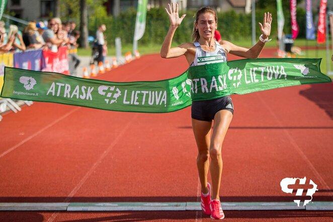 Lina Kiriliuk | Roko Lukoševičiaus nuotr.
