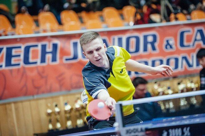 Medardas Stankevičius | ITTF nuotr.