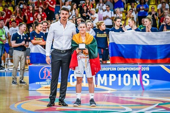 Audronė Zdanevičiūtė   FIBA nuotr.