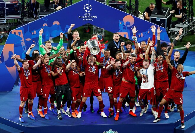 """Liverpool"" triumfas | Scanpix nuotr."