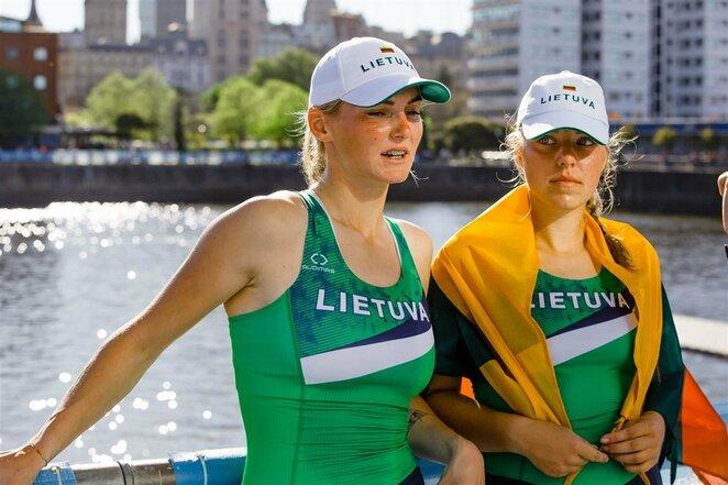 Jaunimo olimpinės žaidynės Buenos Airėse | Kipro Štreimikio nuotr.