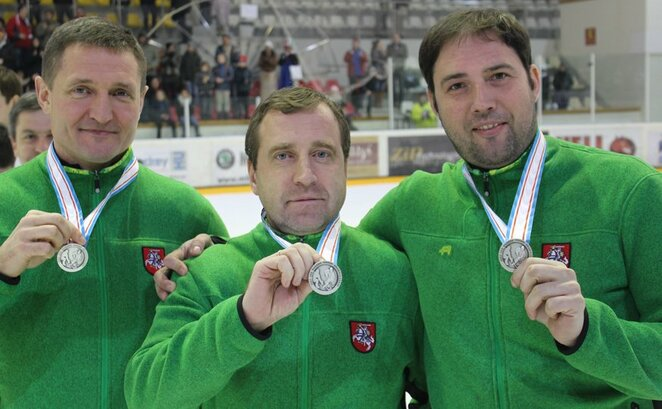Arūnas Aleinikovas   hockey.lt nuotr.