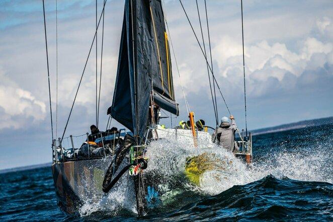 """The Ocean Race"" prologas Klaipėdoje | Domo Rimeikos nuotr."