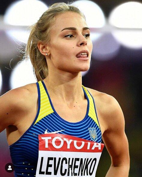 Julija Levčenka | Instagram.com nuotr