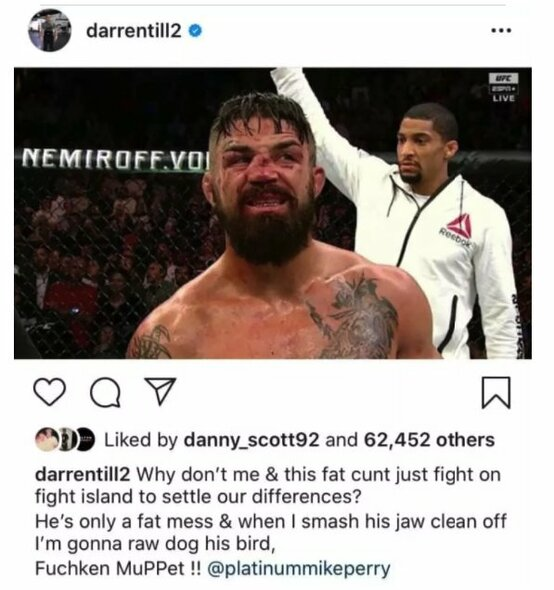 Darrenas Tillas | Instagram.com nuotr