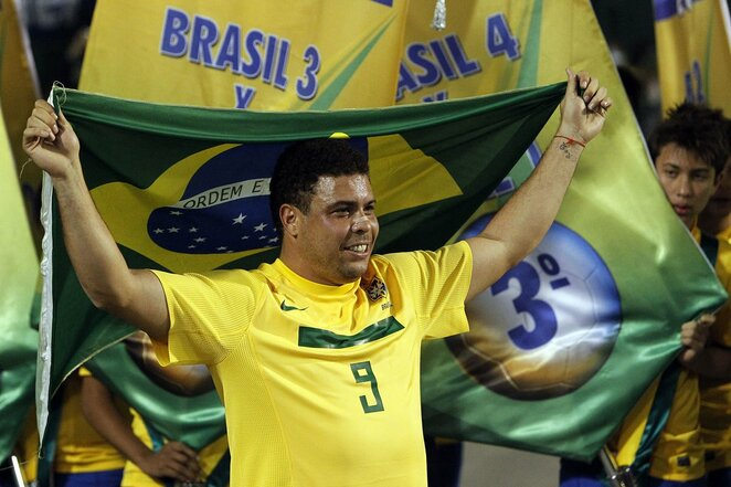 Ronaldo Nazario | Scanpix nuotr.