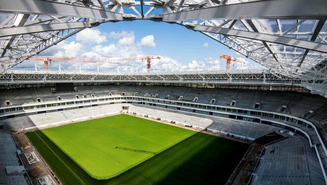 Kaliningrado stadionas   Organizatorių nuotr.